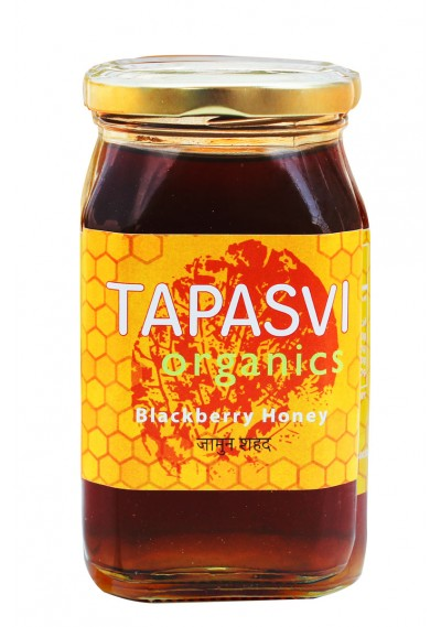 Organic Black Berry Honey-400G
